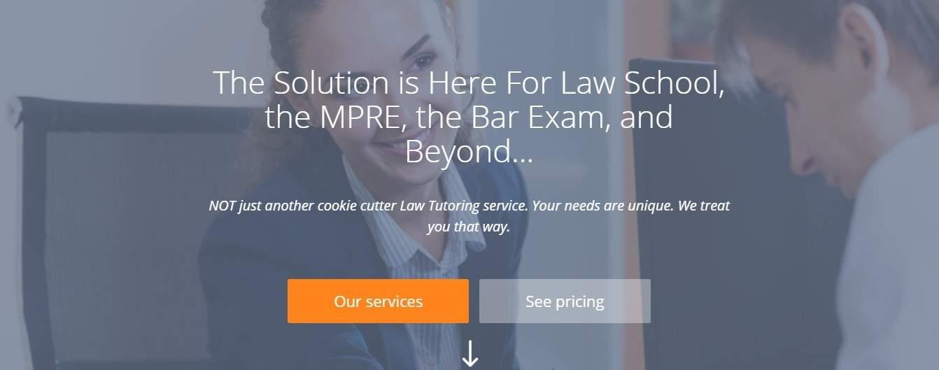 Law Tutors – Online and In-Person Law School Tutoring, MPRE